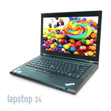 Lenovo ThinkPad T430 Core i5-3320M 8Gb 256GB SSD DVDRW Windows10 Webcam !