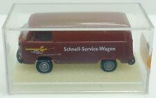 BREKINA Nr.33504 VW Kasten T2 'Galliker Schnell-Service-Wagen' (SoMo CH) - OVP