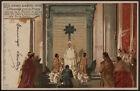 cartolina III ANNO SANTO 1900 illustr. CENNI