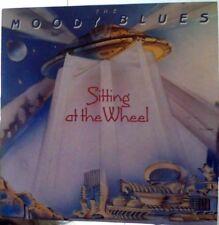"""MOODY BLUES assis au volant Vinyle 7"""""""