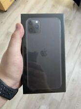 Apple iPhone 11 Pro Max - 512GB - Space Grey (Unlocked) A2218 (CDMA + GSM)
