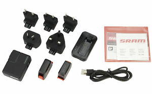 SRAM RED eTap AXS Road Bike electronic 1 Charger and 2 Batteries Power Pack