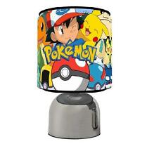 POKEMON GO TOUCH TABLE BEDSIDE LAMP KIDS ROOM 3 DESIGNS + BRAND NEW