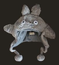 Totoro Costume Dress Up Plush Headgear Hat New