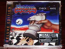 Sultan: Check & Mate - Deluxe Edition CD 2013 Bonus Tracks Divebomb DIVE057 NEW