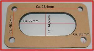 30/32 Z2 Solex Isolant / Heat Shield For lada Samara