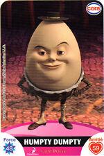 Carte CORA Dreamworks n° 96/112 - Humpty Dumpty