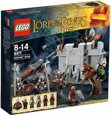 THE LORD OF THE RINGS LEGO #9471 URUK-HAI ARMY......NEW!   lotr...LAST STOCK!