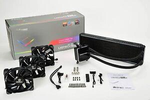 Enermax LIQTECH II TR4 360mm CPU Liquid Cooler ELC-LTTRTO360-TBP #