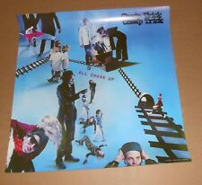 Cheap Trick All Shook Up 1980 Original Promo Poster 23x23