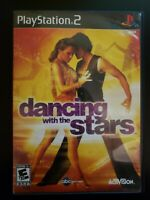 Dancing With the Stars Sony PlayStation 2 WITH CASE & MANUAL BUY 2 GET 1 FREE