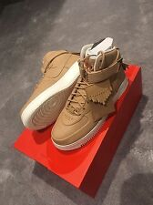 Nike Air Force 1 High SL 24K Rose Gold Plated Size 9 UK 100% Authentic
