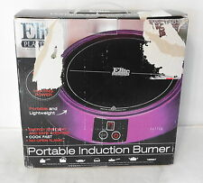 Elite Platinum Portable Induction Cooktop Burner Hot Plate Electric Single New