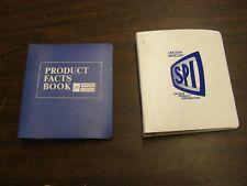 Original 1974 Ford Mercury Product Facts + Comparisons Dealer Books Cougar Comet