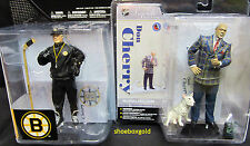 Don Cherry, McFarlane Figure Collection of 2 NHL Figures, New In Box.