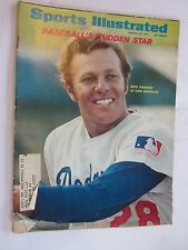 1971 Sports Illustrated Magazine March 22 Wes Parker Los Angeled Dodgers