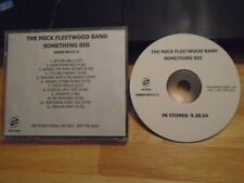 RARE PROMO Mick Fleetwood mac Band CD Something Big JACKSON BROWNE John McVie 04