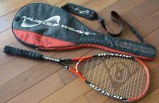Dunlop C-Max Titanium Squash Racket & Cover