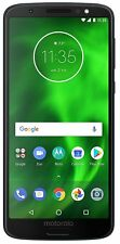 "New Moto G6 Unlocked Dual SIM 4G LTE 5.7"" FHD+ Display 4GB RAM 12+5MPDual Camera"