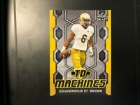 2018 LEAF DRAFT FOOTBALL TD MACHINES GOLD CARD YOU PICK RC NCAA NFL FREE SHIP