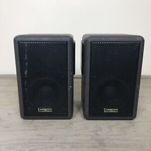 """Cambridge SoundWorks """"THE SURROUND"""" by Henry Kloss Speakers - Tested"""