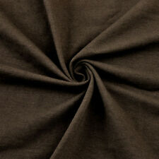 Solid Cotton Lycra Jersey Knit Fabric Combed 10 oz Cotton Stretch Fabric by Yard