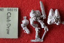 Games Workshop Warhammer 40k Chaos Space Marines Raptor Raptors Metal New Mint M