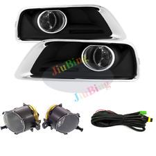 For Chevrolet Malibu 2013-2015Fog Lamp Lights Bumper Cover Wiring Harness Kit K
