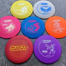 WINGZ Disc Golf Lot * Complete Set of 7 New INNOVA DX Discs * TeeBird Destroyer