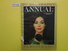 J 4744 CATALOGO PHOTOGRAPHY ANNUAL 1962