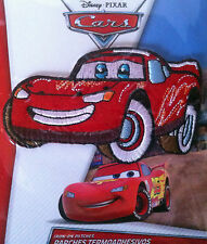 Disney Cars     Embleme zum Aufbügeln Deko-Figuren  Bügelbilder