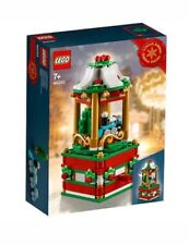 Lego Limited Edition Christmas Carousel 40293