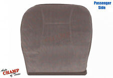 1994-1996 Ford Bronco XLT-Passenger Side Bottom Replacement Cloth Seat Cover Tan
