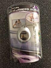 BRAND NEW / FACTORY SEALED - Key Chain Digital Photo Album - Onyx xt 64100