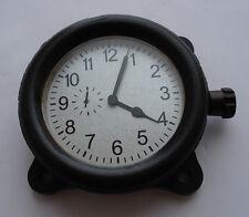 Zchz Zlatoustovskie Russian Soviet USSR Military Tank Cockpit Clock #6286