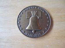 Liberty Bell American Bicentennial 1776-1976, Medal