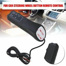 Universal Car Steering Wheel Remote Control Stalk Button For Bluetooth Radio GPS