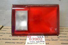 1988-1991 Honda Civic Wagon Right Trunk lid inner Genuine OEM tail light 02 5E2