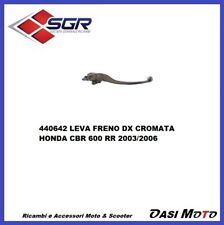 440642 LEVA FRENO DX CROMATA HONDA CBR 600 RR 2003/2006