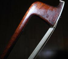 Antiker  Violinbogen, Silber Stempel _old violin bow stamp, silver