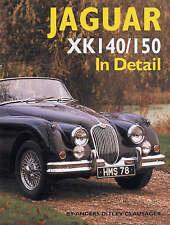 Jaguar XK140/150 in Detail by Anders Ditlev Clausager (Hardback, 2008)