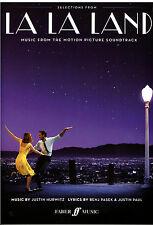 Klavier / Gesang / Gitarre Noten : La La Land - Soundtrack - Piano Vocal Guitar