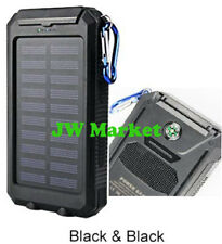 Waterproof Solar Power Bank Summer PRO+ Outdooor 900000mAh Battery Charger