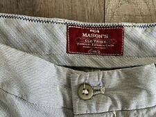 MASON'S Em's EXCEPTIONAL UPSCALE CASUAL MEN'S TROUSERS