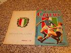 ALBUM CALCIATORI ASSI DEL CALCIO 1961 LAMPO ORIG. COMPLETO EDICOLA TIPO PANINI