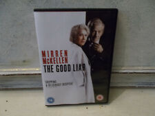 The Good Liar DVD Region 2 Helen Mirren very good condition, viewed once