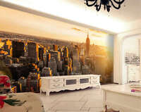 Mastermind City New York Full Wall Mural Photo Wallpaper Print Kid Home 3D  Decal Part 48