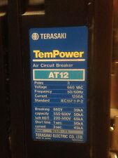 Terasaki Air Circuit Breaker AT12