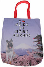 Marc by Marc Jacobs Shopping nylon, jet set pets tote