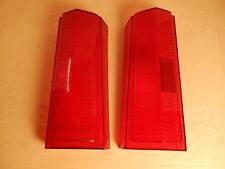 1968 68 Dodge Polara Left & Right Tail Light Lens MOPAR 2853411 & 10